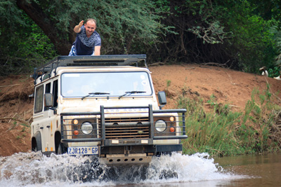 4x4 trails in south africa