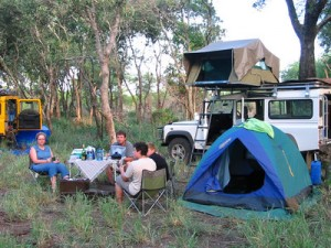 Lebata Camp Relaxing