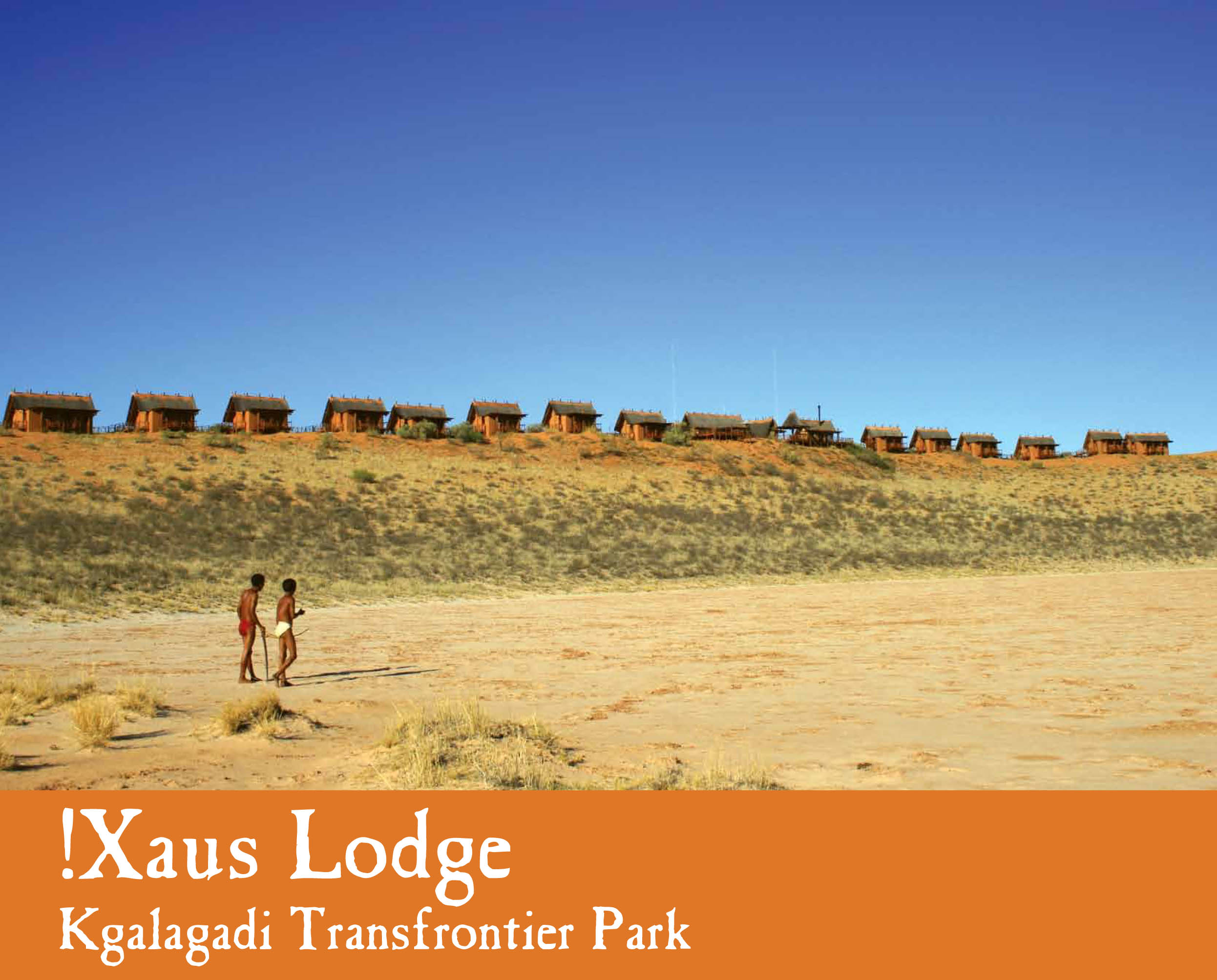 Accommodation Kgalagadi